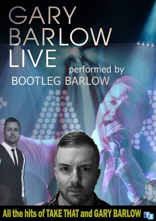 Bootleg Barlow - Tribute to Gary Barlow