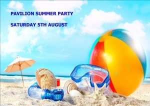 Summer party Slide Website