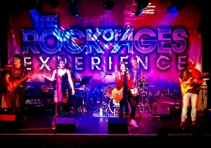 Rock of Ages Experience A5